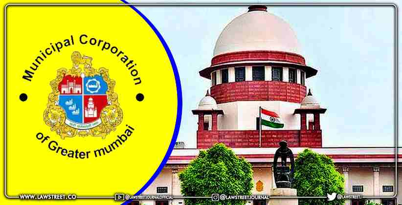 Supreme Court stays NGT's coercive actions against Greater Mumbai Municipal Commissioner over the issue of sewage disposal into waterways [READ ORDER]